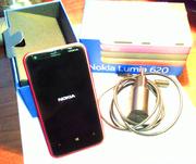 Продам Lumia 620 magenta