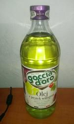 Goccia dOro масло из виноградных косточек 1л. Италия