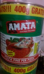 Томатная паста для пиццы Amata 400g