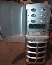 Корпус Chieftec Giga GX-01SL-OP Silver б/у отл. сост.
