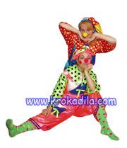 Весёлые клоуны на день рождения в Харькове