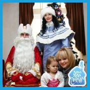 Дед Мороз на детский праздник в Харькове