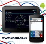 Учим МАТЕМАТИКУ Просто и Легко с Графическим Калькулятором от Mathlab