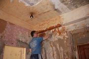 Аккуратный демонтаж,  стяжка,  гипсокартонные работы Харьков
