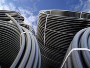 Трубы полиэтиленовые для напорного водопровода ПЕ-100 ПЕ-80