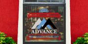 Advance,  рекламно-производственная компания.