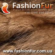 Жилеты и шубы из искусственного меха в интернет-магазине Fashionfur