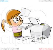 Лазерная печать чб формат А4, А3 бумага или самоклейка(ORACAL), редактир
