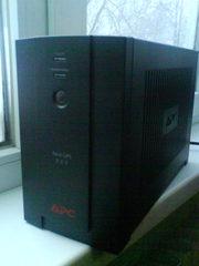 Продам источник бесперебойного питания APC Back-UPS 800VA BX800