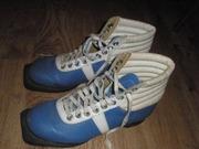 Продам лыжные ботинки Nordic Norm размер 39/40 б/у