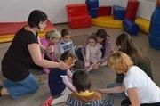 Группа «А у мамы выходной» для деток с особенностями развития