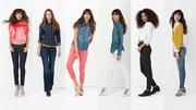 Женские джинсы 20 пар лот