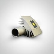 Светодиодный уличный светильник СУС 50 Вт