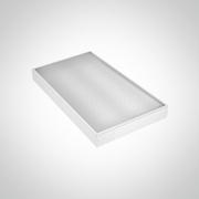 Светодиодный офисный светильник СНО 300х600-16 Вт