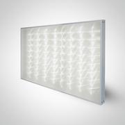 Светодиодный офисный светильник СНО 600х1200-64 Вт