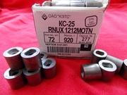 куплю-продам резцы RNGX1212 для обработки жд колесных пар сплавы т14к