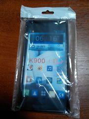 Бампер для Lenovo K900 (Black)