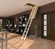 Чердачные деревянные лестницы в Харькове