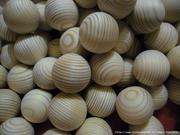 Точенные деревянные шары в Харькове