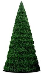 Высотные искусственные елки