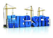 Создание сайта-визитки,  представительского сайта,  промо-сайта
