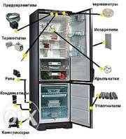 Срочный ремонт Вашего холодильника!