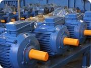 Продам электродвигатели асинхронные постоянно новые и б/у с гарантией