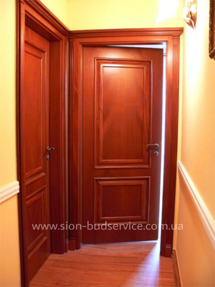 Деревянные двери (двери из дерева), Киев