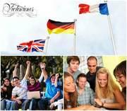 Курсы Victorious - английский,  немецкий,  французский языки.