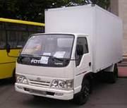 Грузоперевозки до 2, 5 тонн фургоном Фотон
