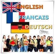 Курсы Victorious- английский,  немецкий,  фрaнцузский языки.