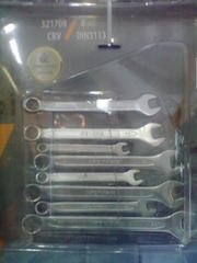 Продам набор ключей комбинированных 8шт