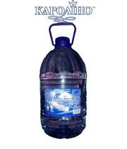 Оптом минеральная питьевая вода ТМ «Каролино» 5л