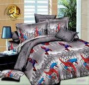Подростковое постельное белье,  Комплект Спайдермен
