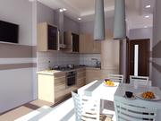 Ремонт квартир под ключ,  отделка,  сантехника,  электрика,  дизайн