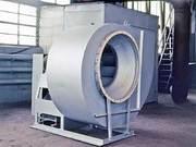 Вентилятор радиальный жаростойкий ВЦ 4-76 № 10 Ж-02 и ВЦ 4-76 № 12, 5 Ж