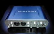 Звуковую карту M-Audio Fast Track Pro