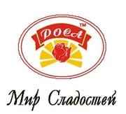 Производитель кондитерских изделий т/м «Роса» г. Харьков