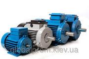 Электродвигатели трехфазные общепромышленные