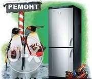 Перестановка дверей в холодильнике
