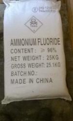 Ammonium fluoride 96 %