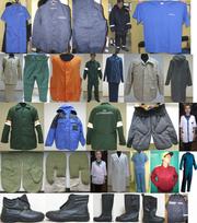 Пошив рабочей одежды и мягкого инвентаря