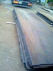 Лист-перекат 12 мм из лежалой трубы