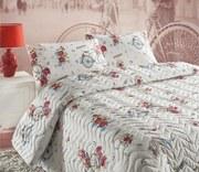 Купить хорошие покрывала Eponj Home Rosie белое 200*220