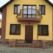 Продам элитный дом-усадьбу в с.Ч.Тишки с авторским дизайном.