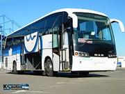 Пассажирские перевозки в Харькове и всей Украине