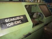Продам токарный станок Schaublin (Шаублин) 102 CNC