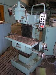 Продам вертикально-фрезерный станок 6Б75 BФ-1 в рабочем состоянии.