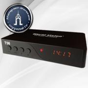 Цифровые эфирные тюнера T-2 World Vision Т56