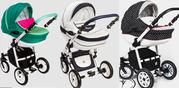 Новые эксклюзивные коляски по ценам производителя! Качество! Гарантия!